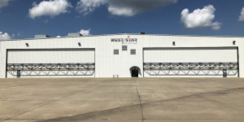 West Star Aviation Ramps Up For Fourth Full-Service Facility at Perryville Regional Airport (KPCD)